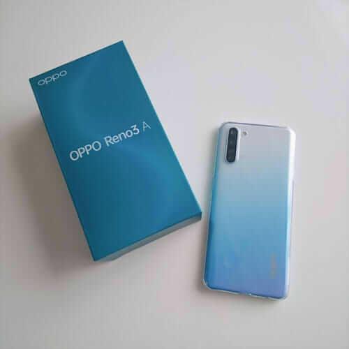 楽天モバイル OPPO Reno3A