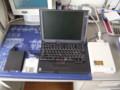 ThinkPad 560Xセットアップ