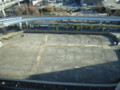 有明ワシントン前の駐車場消滅