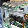 MX1201-BK+D945GCLF2へのPT2取り付け方法