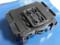 CAR-HLD1BKにリヒター固定用アダプターを貼り付け