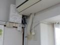 リビングへの幹線LANケーブル設置