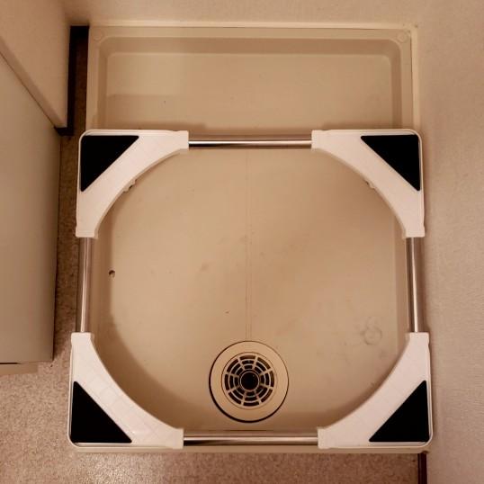 かさ上げ台 洗濯機