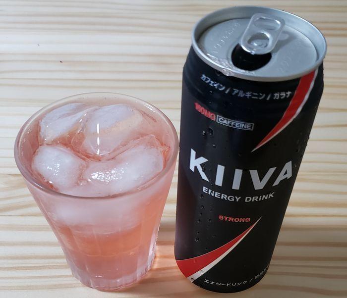 KiiVA グラスに注ぐ