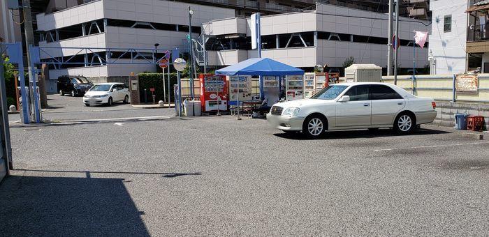 洗車場の施設