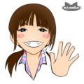 八重歯ガール