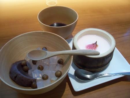 cafe 茶洒 kanetanaka@白金・庭園美術館