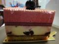 アン・プチ・パケのグリオットケーキ