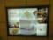 白金台駅のレトロダムールの広告