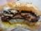 ベッカーズの鹿肉バーガー