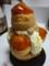 スイーツラボラトリーの柚子のサントノーレ