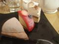 グラッシェルのアントルメグラッセ3種盛り