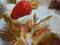 キャンソネーズのいちごのミルフィーユ