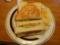 ピノキオのトースト(ヤサイ)