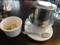 ツバメおこわのベトナムコーヒーとパンダ豆のチェー