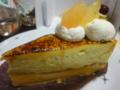 ビヤンネートルのピスタチオとグレープフルーツのシブースト
