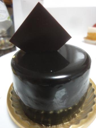 ラヴィルリエのショコラ・キャラメル・サレ