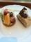 ラ・ヴィ・ドゥースのケーキ(iPhone5s)