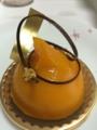 ラ・ブティック・ドゥ・ジョエル・ロブションのマンゴーのジュレドー