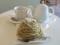 ラブリコチエのモンブランと紅茶