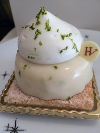 ユーゴ&ヴィクトールのチーズケークシトロンヴェール