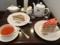 グレースのケーキと紅茶