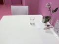 アムール・デュ・ショコラ2016のガラスの仮面カフェ