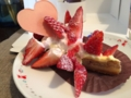 エチエンヌの完熟苺のタルト