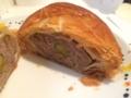 ブロンディールの鶏レバーと豚肉のパイ