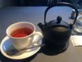 アサコイワヤナギの紅茶
