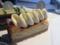 アサコイワヤナギの白カビチーズケーキ