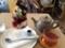 ビヤンネートルのハイビスカスとアメリカンチェリーのパフェ