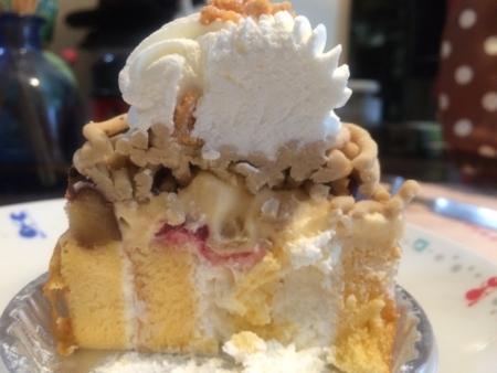 アステリスクのシェフの気まぐれケーキ
