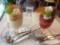 フルーツパーラーフクナガのパフェ