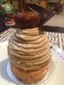 エチエンヌの和栗のモンブランパイ
