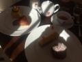 パッション・ドゥ・ローズのケーキ