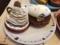 アルカションのケーキ
