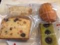 アルノー・ラエールの焼き菓子