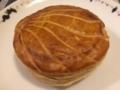 ブロンディールの鶏レバーと豚肉のパテのパイ包み焼き