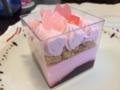 リッツカールトン東京ラ・ブティックの桜チェリー