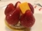 ジェラールミュロの苺のタルトレット