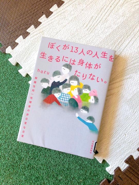 ほくが13人の人生を生きるには身体がたりない。,haru,感想,レビュー,読書レビュー,書籍レビュー