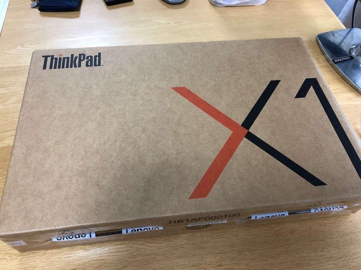 Thinkpad X1 Carbon 2019 1