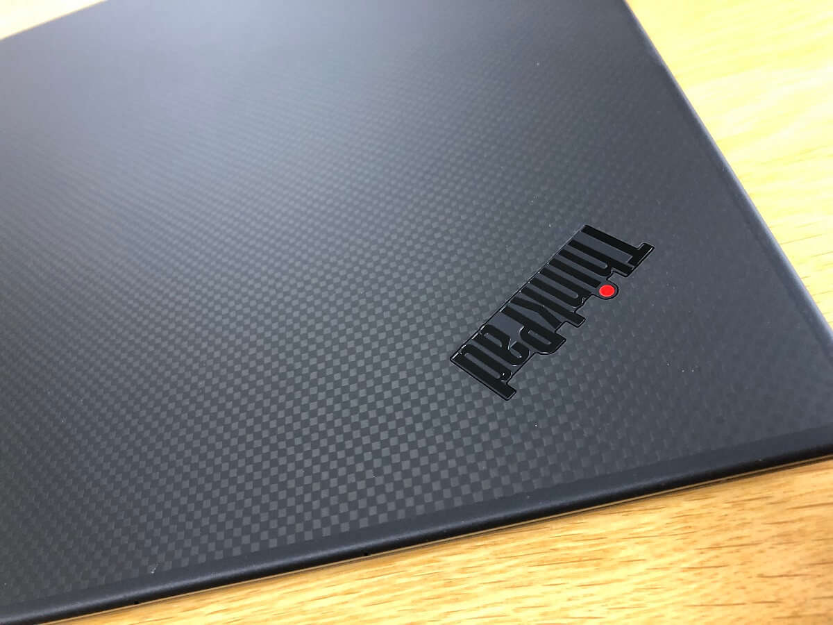 Thinkpad X1 Carbon 2019 4