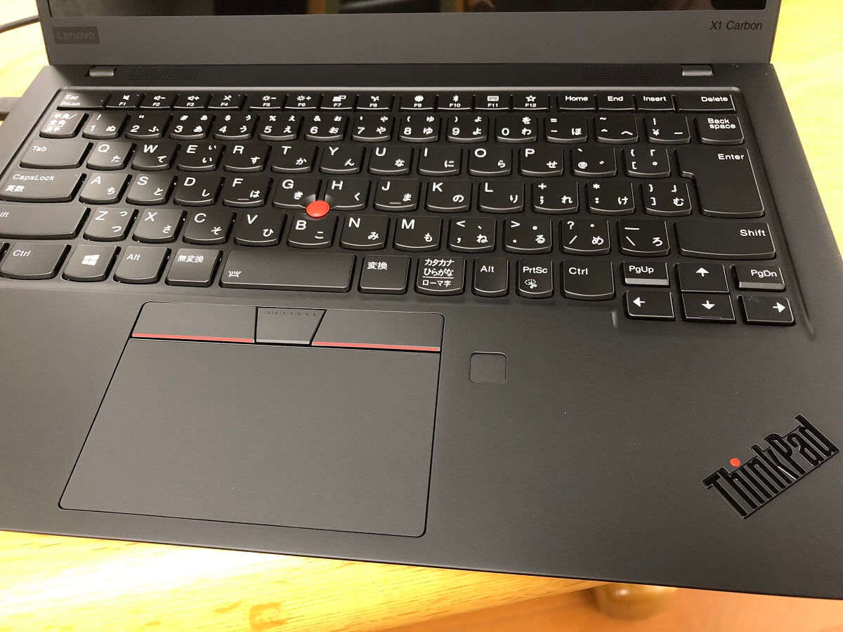 Thinkpad X1 Carbon 2019 5