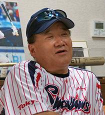 杉村繁打撃コーチ
