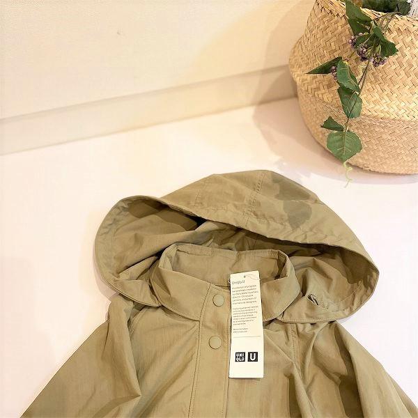 Uniqlo U(ユニクロ ユー)春夏新作人気アイテム♡Aラインシルエットが可愛いコートに注目!