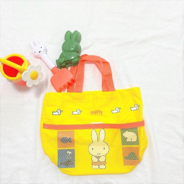 SNSで「Miffy×西松屋」が可愛いと話題!夏に使えるミッフィーグッズをご紹介!