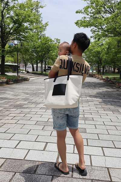 【15万超フォロワーの人気インスタグラマー@ask_____10】Bébé Ange ♥original bag  発売