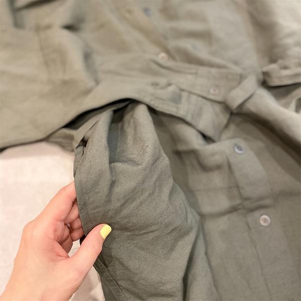 ついに値下げ!着回し力抜群【ユニクロ】ワードローブに一着は欲しいシャツワンピ